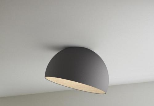 Vibia Duo 4876 graphit-grau