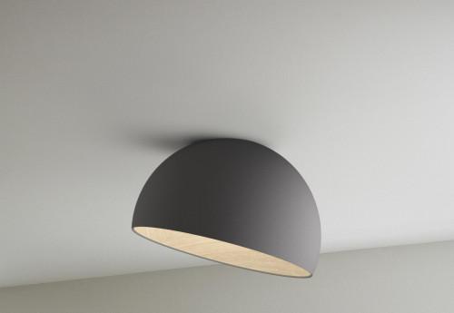 Vibia Duo 4880 graphit-grau