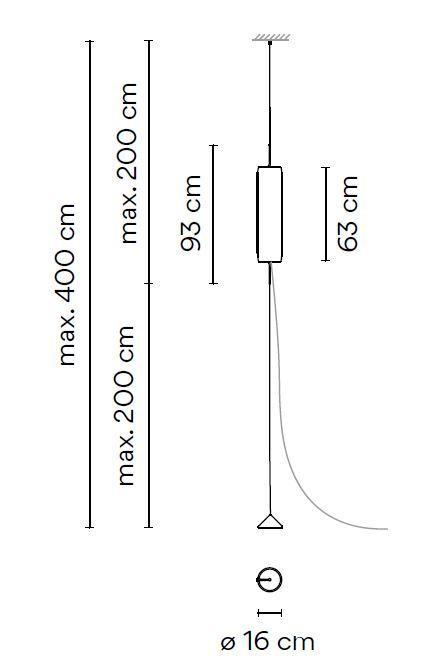 Vibia Guise 2272 Grafik