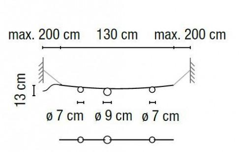 Vibia June 4745 Grafik