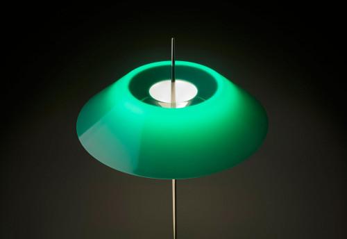Vibia Mayfair 5510 Leuchtenschirm grün