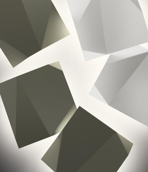 Vibia Origami 4500 grün und weiß