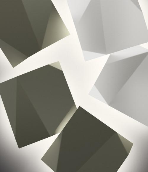 Vibia Origami 4504 grün und weiß