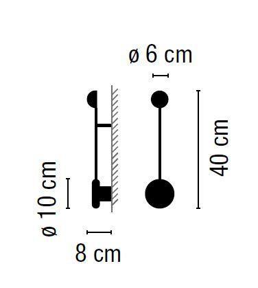 Vibia Pin 1690 Grafik
