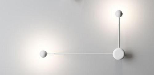 Vibia Pin 1694 weiß