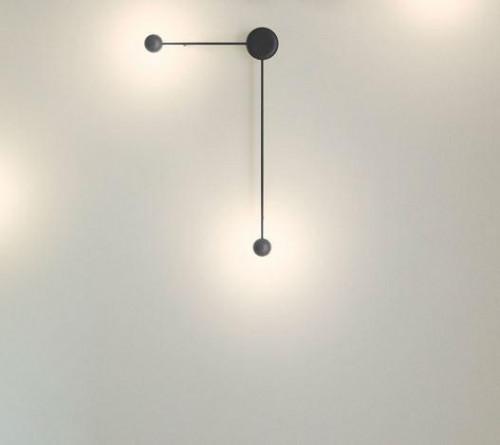 Vibia Pin 1694 schwarz