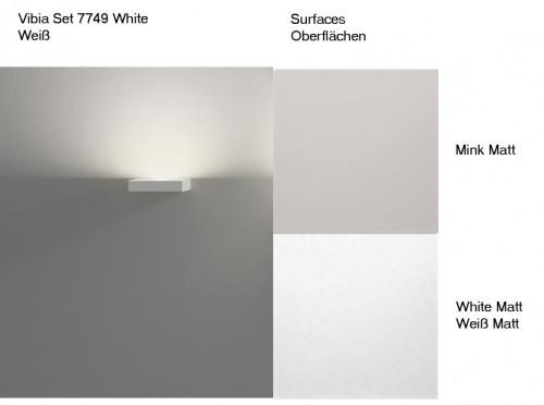 Vibia Set 7749 Oberflächen