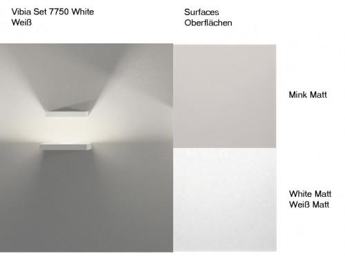 Vibia Set 7750 Oberflächen