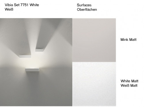 Vibia Set 7751 Oberflächen