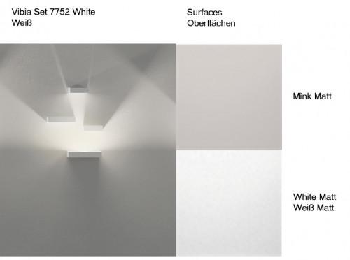 Vibia Set 7752 Oberflächen