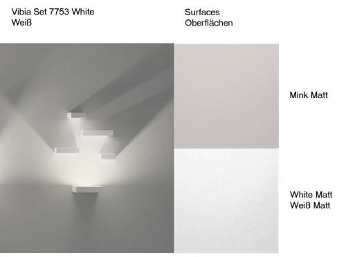 Vibia Set 7753 Oberflächen