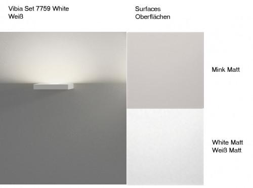 Vibia Set 7759 Oberflächen