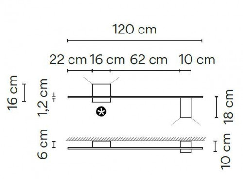 Vibia Structural 2610 Grafik