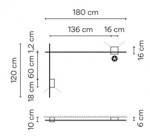 Vibia Structural 2615 Grafik