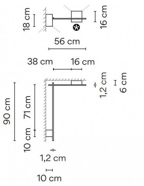Vibia Structural 2620 Grafik