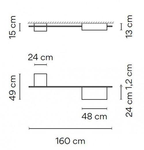 Vibia Structural 2642 Grafik