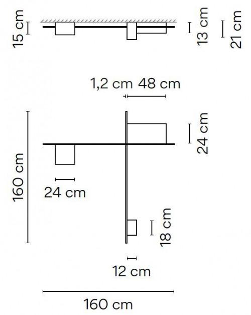Vibia Structural 2647 Grafik