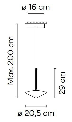 Vibia Tempo 5774 Grafik
