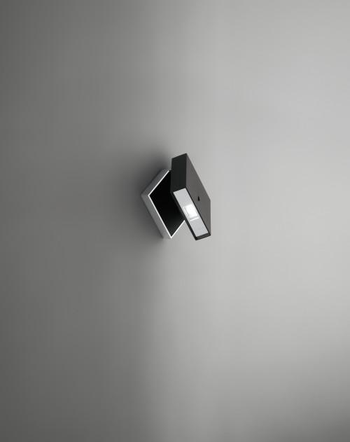 Vibia Alpha 7940 schwarz/Chrom