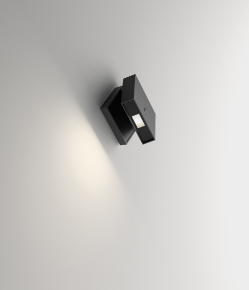 Vibia Alpha 7940 graphit-grau/schwarz