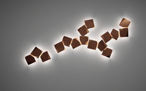 Vibia Origami 4501 braun