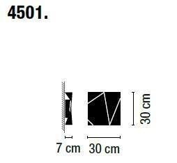 Vibia Origami 4500 Grafik