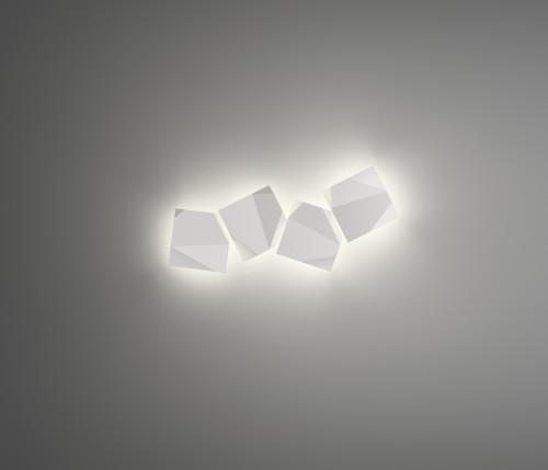 Vibia Origami 4508 weiß