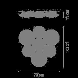 Vibia Puck 5447 Grafik
