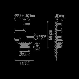 Vibia Set 7763 Grafik