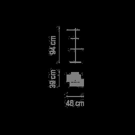 Vibia Suite 6010 Grafik