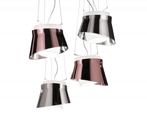 Vistosi Aria SP Kupfer und metallisiert