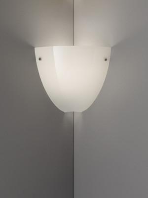 Vistosi Corner weiß glänzend