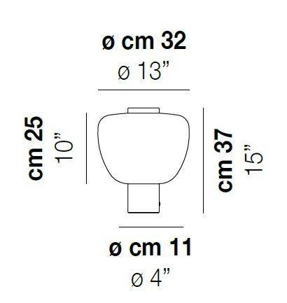 Vistosi Riflesso LT 3 Grafik
