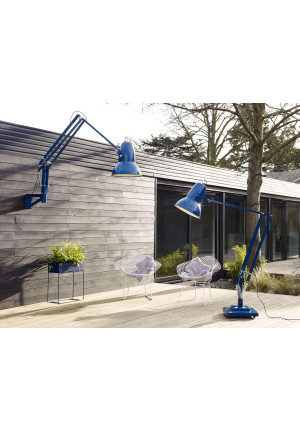 Anglepoise Original 1227 Giant Outdoor Floor Lamp rot