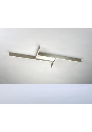 Bopp Nano Plus Comfort Ceiling Lamp 98 aluminium