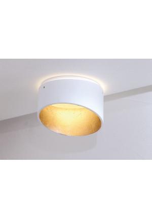 Bopp One Reflektor Ring schräg weiß/gold