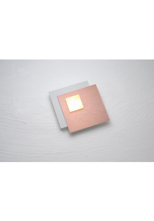 Bopp Pixel 2.0 1-flammig weiß-gold
