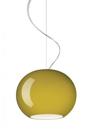 Foscarini Buds Sospensione 3 LED grün