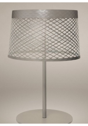 Foscarini Twiggy Grid Outdoor XL Tavolo rot