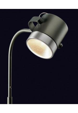 Holtkötter Aura S schwarz, Reflektor Messing