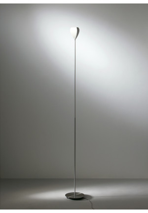 K-meral ANN Floor Lamp base stainless steel