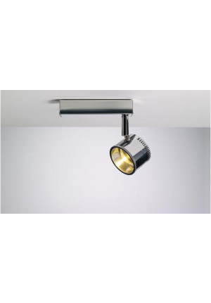 Licht im Raum Ocular Spot 1 Zoom poliert