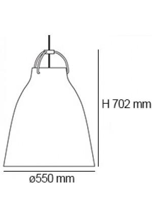 Lightyears Caravaggio P4 E27 Ersatzteil