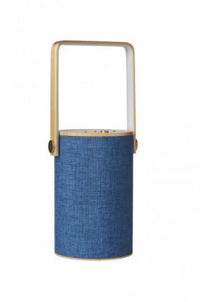 Loom Design Silo 1 grau, blau und rot