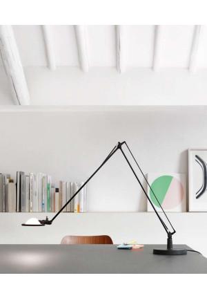 Luceplan Berenice Tavolo schwarz Reflektor schwarz