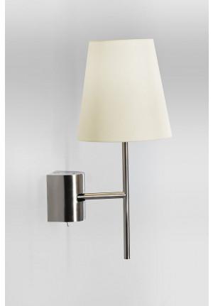 Lupia Licht Retro Leuchtenschirm weiß