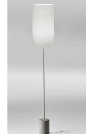 Lupia Licht Concrete S - Leuchtenstab nickel Leuchtenschirm grau
