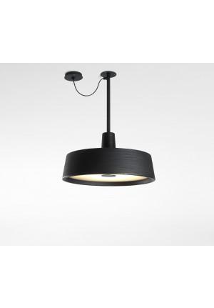 Marset Soho C Fixed Stem LED schwarz