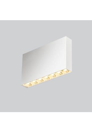 Mawa Flat Box Aufbaustrahler LED fbl-23 schwarz