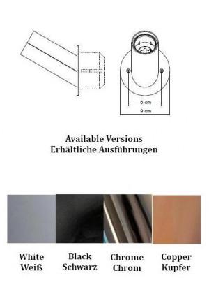 Next DNA Montageplatte Farben